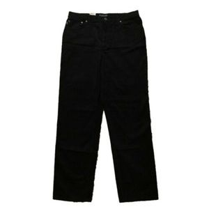 Lauren Jeans Co.Black Straight Leg Size 14